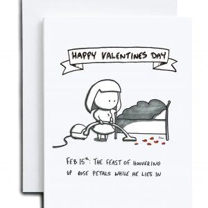 Valentine's Card - February 15th