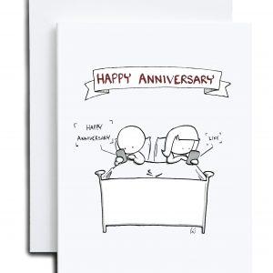 Anniversary Card – Anniversary Post