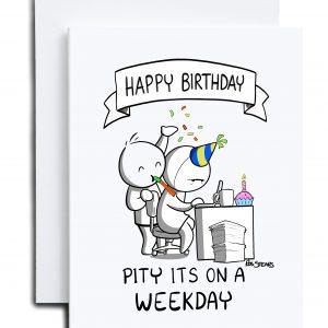 Birthday Card – Birthday Midweek