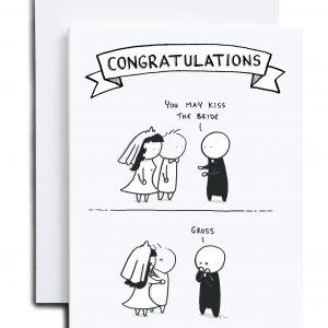 Wedding Card - Gross