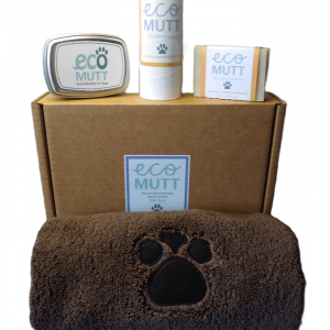 Eco Mutt delux Dog Gift Set